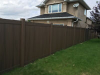 VINYL FENCE DISTRIBUTOR-DOWN TO EARTH FENCING INC.