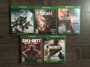 5 Xbox One Games Need Gone
