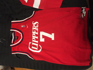 Authentic NBA Jersey.  Vintage Clippers (ODOM)