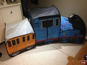 Pop-up Thomas the Train