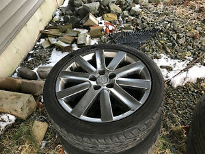 2009 Mazda Speed 3 Original Wheels and Tires