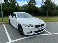 BMW 5 SERIES 2.0 M SPORT SERVICE HISTORY NEW MOT