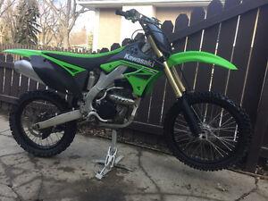 2010 Kawasaki KX250F - CLEAN