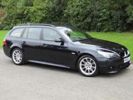 2005 BMW 5 Series 530D M Sport Touring Auto Diesel estate 220bhp