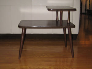 Mid Century Modern side / end table/ telephone table
