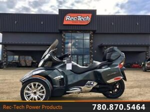 2017 Can-Am Spyder RT Limited (SE6) - 3 Year Warranty!
