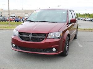 2017 DODGE GRAND CARAVAN with Leather, DVD & More!