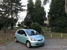 2003 Honda Jazz 1.4i-DSI SE 5 Door Hatchback (1 Lady Owner From New)