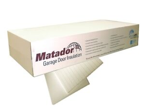 New Matador Garage Door Insulation Kit,