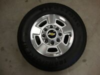 NEW! HD2500 & HD3500 CHEVROLET/GMC WHEELS $999up TIRES INCLUDED!