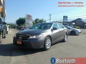 2016 Toyota Camry   - TOUCH SCREEN -  BLUETOOTH -  BACKUP CAMERA