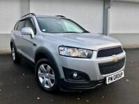2014 Chevrolet Captiva LT 2.2VCD AWD 7 Seater *Only 23,00 Miles - Full History*