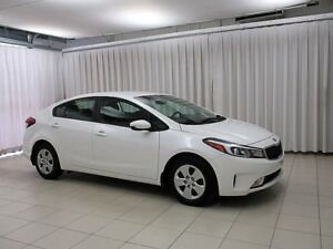 2017 Kia Forte STUNNING!! LX+ w/ SATELLITE RADIO, BLUETOOTH, AND