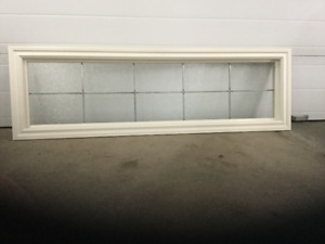 LARGE PIANO WINDOW FOR SALE