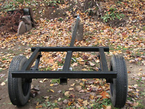 Collapsible Utility Trailer