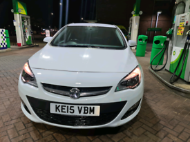 2015 VAUXHALL ASTRA 1.4 LOW MILLES 12 MONTHS MOT