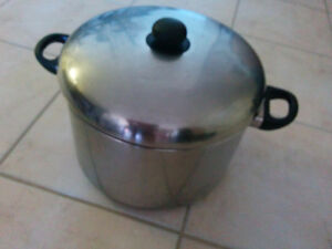 10L  Stock Pot-18/8 Stainless Steel