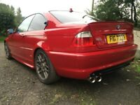 03 m sport coupe imola red