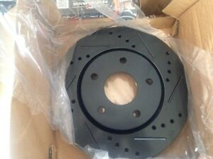 Pads and rotors
