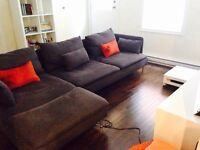 Beautiful 4.5 apartment for rent in NDG free on 01 Dec 2015