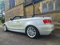 2012 BMW 1 Series 2.0 120d M Sport 2dr Convertible Diesel Manual