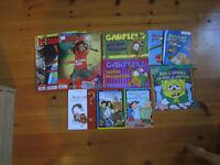 Lot de livres pour jeunes