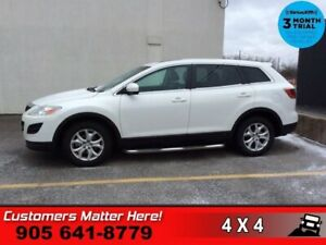 2012 Mazda CX-9 GS  AWD LUXURY LEATH ROOF 7-PASS 2X-P/SEATS HS B