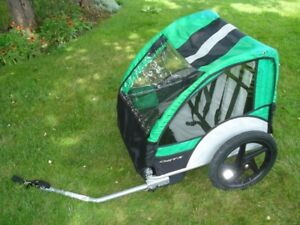 ORYX TWO SEATER BIKE TRAILER $90.