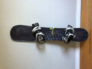 Lib Tech Skate Banana 152 with Burton Cartel bindings Large