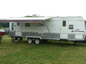 Camping trailer for rent