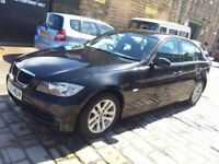 BMW 3 Series 2.0 318D SE, Low miles, Service history with new clutch