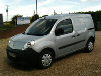 Renault Kangoo 1.5dCi ML20 dCi 90 SAT NAV AIR CON FULL ELECTRICS 62 REG