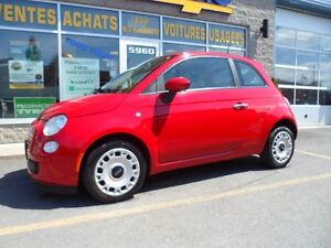 2013 Fiat 500 Pop Coupé (2 portes)