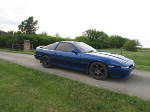 1990 Toyota Supra X Limited Coupe (2 door)