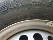"16"" tyres an rims Mareeba Tablelands Preview"
