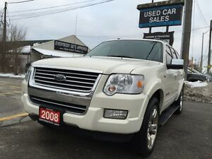 2008 Ford Explorer Limited V8 *7 PASS *CERTIFIED