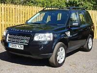 Land Rover Freelander 2 2.2Td4 auto 2009MY GS climate control