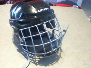 Hockey - (Small)Easton E500FM / E400 helmet good condition