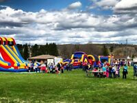 Bouncy Castles, Inflatables, kids parties, events and more!