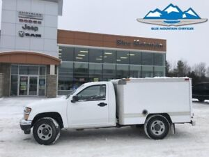 2012 Chevrolet Colorado LT  READY TO WORK, SECURITY LOCKS AND SH