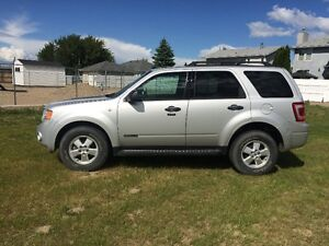 2008 Ford Escape SUV, Crossover WITH NEW TRANSMISSION