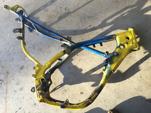 Suzuki RM 250 X for parts or rebuild $500.00