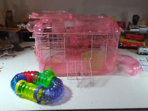 Small Pet Home with extras! Hamster, Mouse, Gerbil....
