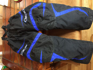 FXR snow pants. Youth size 14
