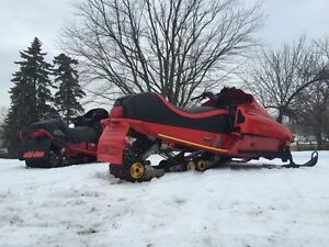 1992 583 formula plus skidoo, snows coming Peterborough Peterborough Area image 6
