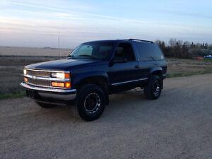MINT 1997 Chevrolet Tahoe 2door rust free