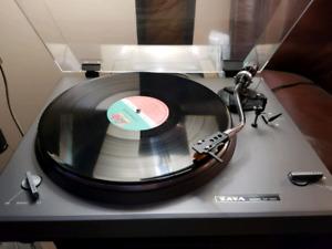 Taya Stereo Turntable Record Player