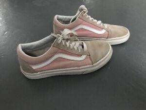 Chaussures VANS rose gr 6