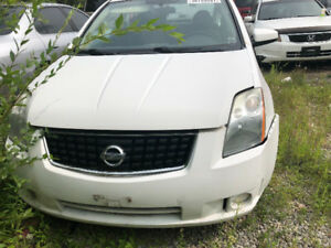 2009 Nissan Sentra 155000km Runs and Drives Air Bag Included