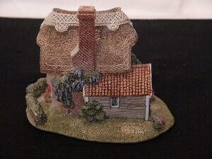 "Lilliput Lane ""Finching Fields"" Figurine London Ontario image 4"